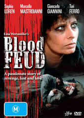 Blood Feud on DVD