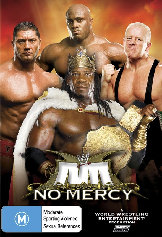WWE - No Mercy 2006 on DVD