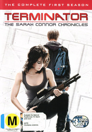 Terminator - The Sarah Connor Chronicles: The Complete 1st Season (3 Disc Set) on DVD