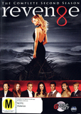 Revenge - The Complete Second Season DVD