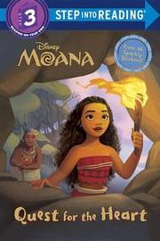 Quest for the Heart (Disney Moana) by Random House Disney
