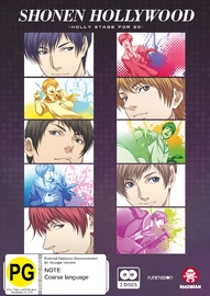 Shonen Hollywood: Holly Stage For 50 - Season 2 [Subtitled Edition] on Blu-ray