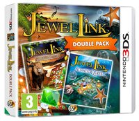 Jewel Link Double Pack - Safari Quest and Atlantic Quest for Nintendo 3DS