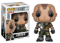 The 100 - Lincoln Pop! Vinyl Figure