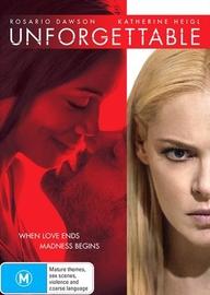 Unforgettable on DVD