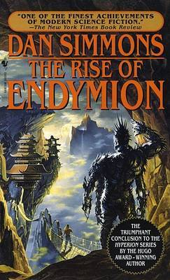 The Rise of Endymion by Dan Simmons image