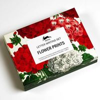 Pepin Press: Letter Writing Set - Floral Prints