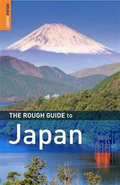 The Rough Guide to Japan by Jan Dodd image