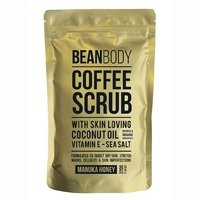 Bean Body Coffee Body Scrub - Manuka Honey