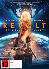 Revolt on DVD