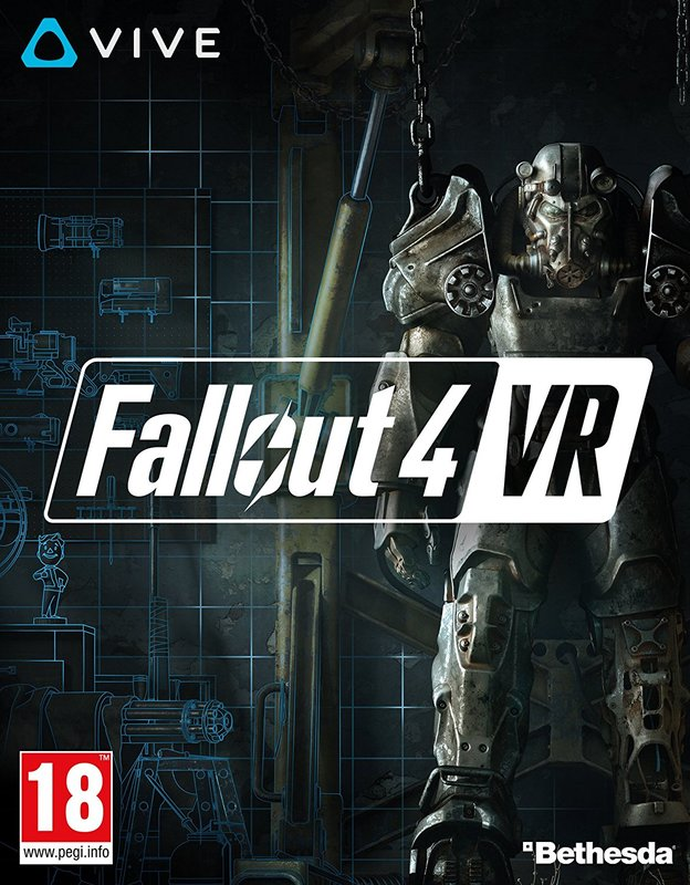 Fallout 4 VR (code in box) for PC