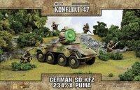 Konflikt 47: Sd.Kfz 234/X Puma