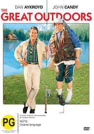 The Great Outdoors on DVD