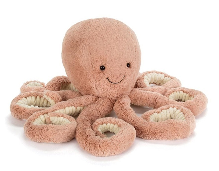 Jellycat: Odell Octopus - Really Big Plush image