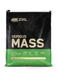 Optimum Nutrition Serious Mass - Vanilla (5.44kg)