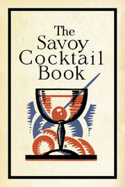 The Savoy Cocktail Book by Harry Craddock image