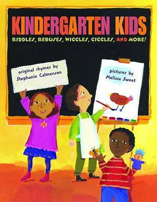 Kindergarten Kids by Stephanie Calmenson image
