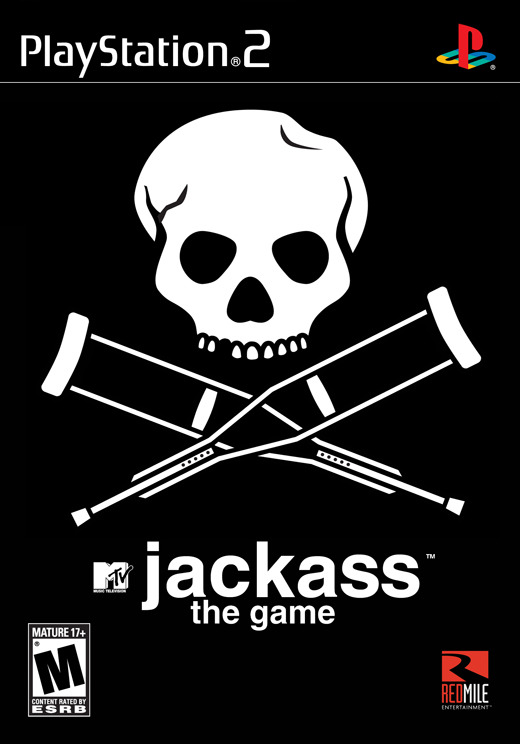 Jackass: The Game for PlayStation 2