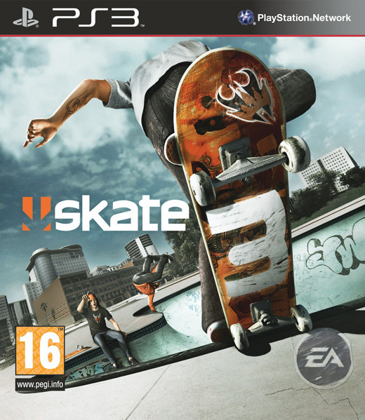 Skate 3 (PS3 Essentials) for PS3