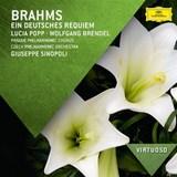 Brahms Ein Deutsches Requiem by Lucia Popp