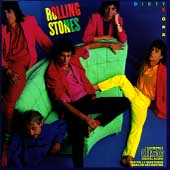 Dirty Work by The Rolling Stones