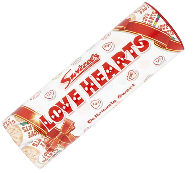 Swizzel's Love Hearts Tube (108g)