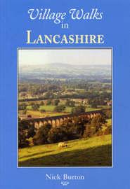 Village Walks in Lancashire by Nick Burton image
