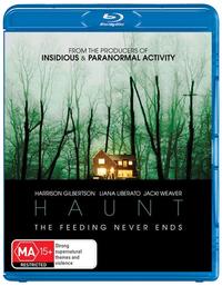 Haunt on Blu-ray