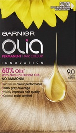 Garnier Olia Permanent Hair Colour - 9.0 Light Blonde