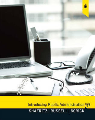 Introducing Public Administration by E W Russell (School of Public Health, La Trobe University) image