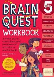 Brain Quest Workbook Grade 5 by Bridget Heos