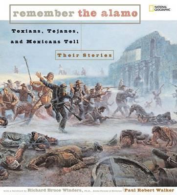 Remember the Alamo by Paul Walker