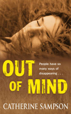 Out of Mind by Catherine Sampson image