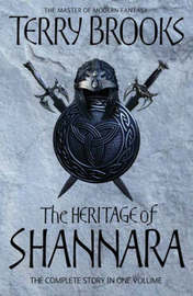 The Heritage of Shannara Omnibus (Heritage of Shannara) by Terry Brooks image