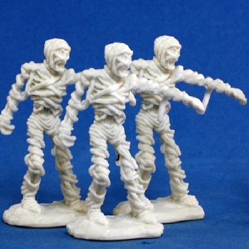 Dark Heaven: Bones Mummy (3-pc)