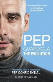 Pep Guardiola by Marti Perarnau