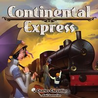 Continental Express - Card Game image