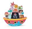 Le Toy Van: Pirate Balance RockNStack