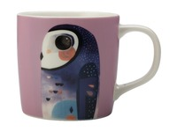 Maxwell & Williams: Pete Cromer Mug - Owl (375ml)