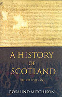 A History of Scotland by Rosalind Mitchison image