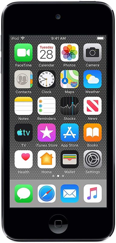 Apple: iPod Touch 7th Gen (2019) - 128GB SPACE GREY