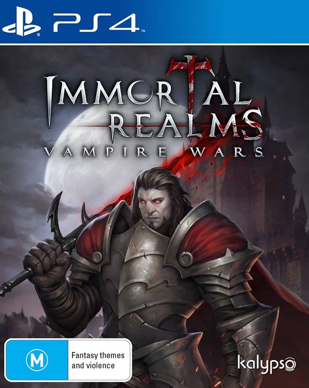 Immortal Realms: Vampire Wars for PS4