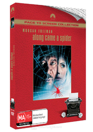 Along Came A Spider on DVD