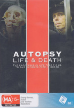 Autopsy - Life And Death on DVD
