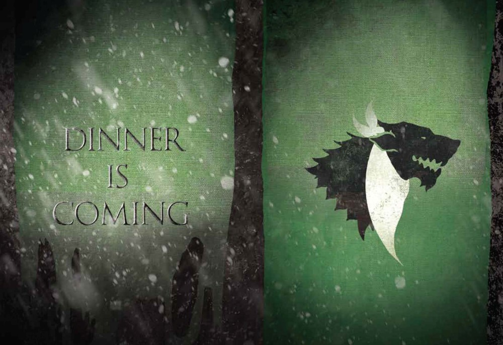 Game of Scones by Jammy Lannister image