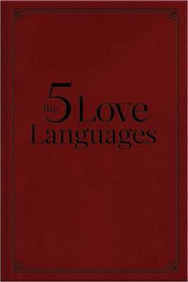The Five Love Languages by Gary Chapman image