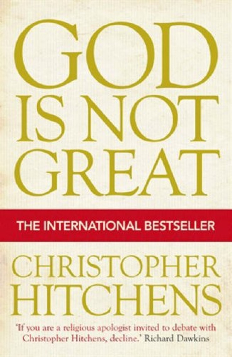 God Is Not Great by Christopher Hitchens image