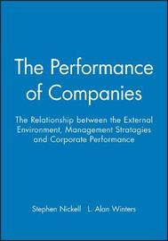 The Performance of Companies by Stephen Nickell image