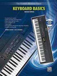 Ultimate Beginner Keyboard Basics: Steps One & Two, Book & CD by Alfred Publishing