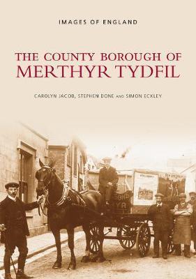 The County Borough of Merthyr Tydfil by Carolyn Jacob image